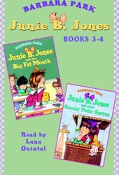 Junie B. Jones: Big Fat Mouth; Junie B. Jones: Some Sneaky Peeky Spying