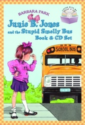 Junie B. Jones and the Stupid Smelly Bus Book & CD Set