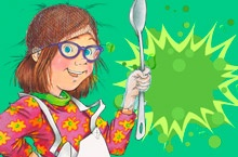 Junie B. Jones Food Fight