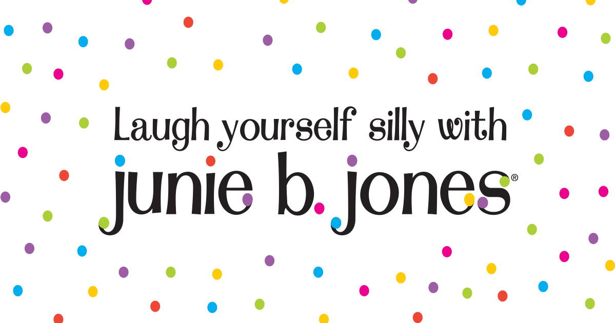 Random House Junie B Jones About The Author